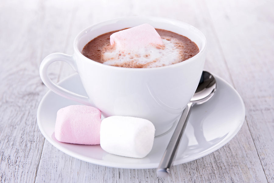 Hot-Chocolate-Marshmallows- Smart Restaurants App