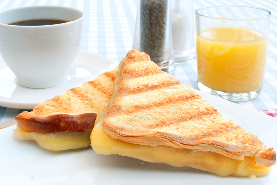 Toasted-Cheese-Sandwich