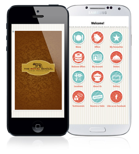 Importance Of Having A Smart Phone App For Your Restaurant Takeaway - Restaurant table app