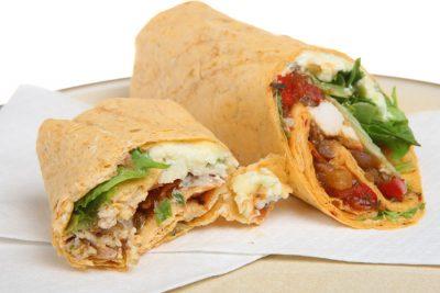 Uneaten-Wraps-Leftover-Food