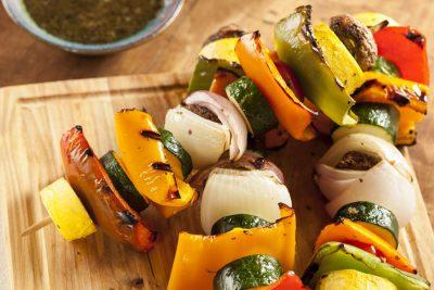 Vegetable-Kebabs