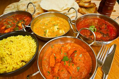 Variety-of-Curry