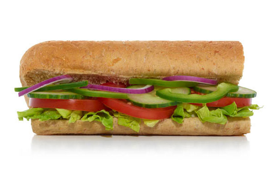 Subway-Veggie-Delite