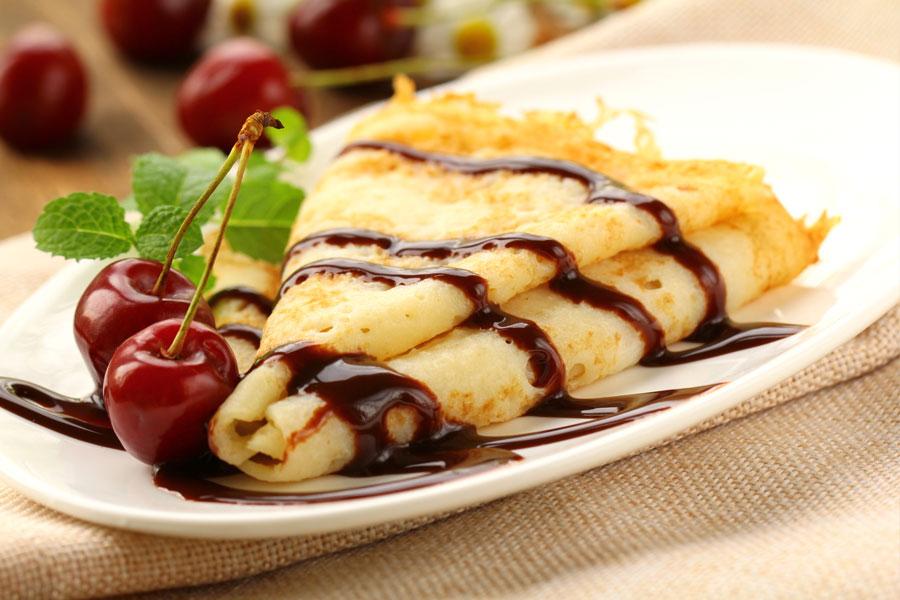 french-crepe-chocolate-sauce-cherries