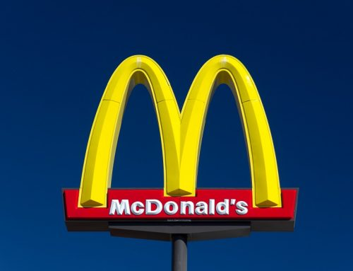 McDonald's Trialling Delivery in June 2017