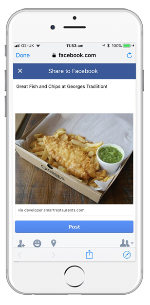 georges-share-menu-to-facebook