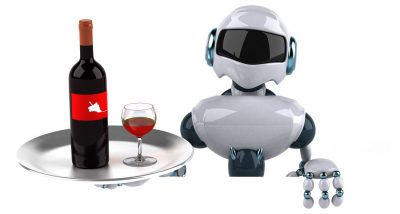 Smart-Restaurants-Tipsy-Robot-Bar