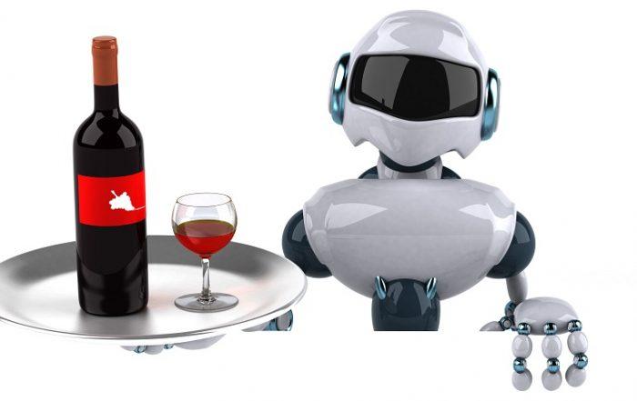 Smart-Restaurants-Tipsy-Robot-Bar