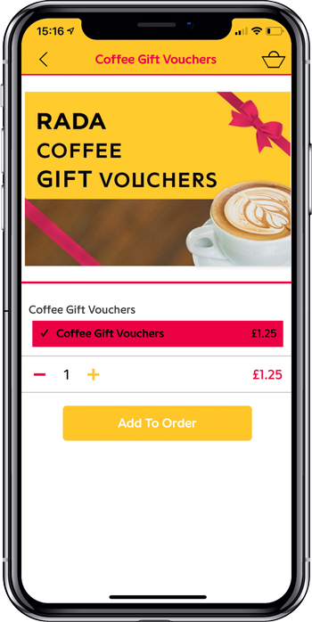 gift-a-coffee-app