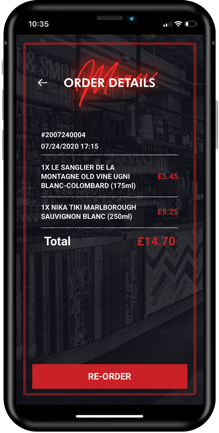 re-order-app
